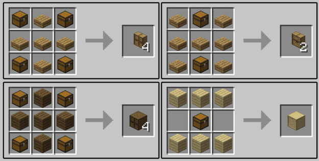 Storage Drawers Minecraft Mods