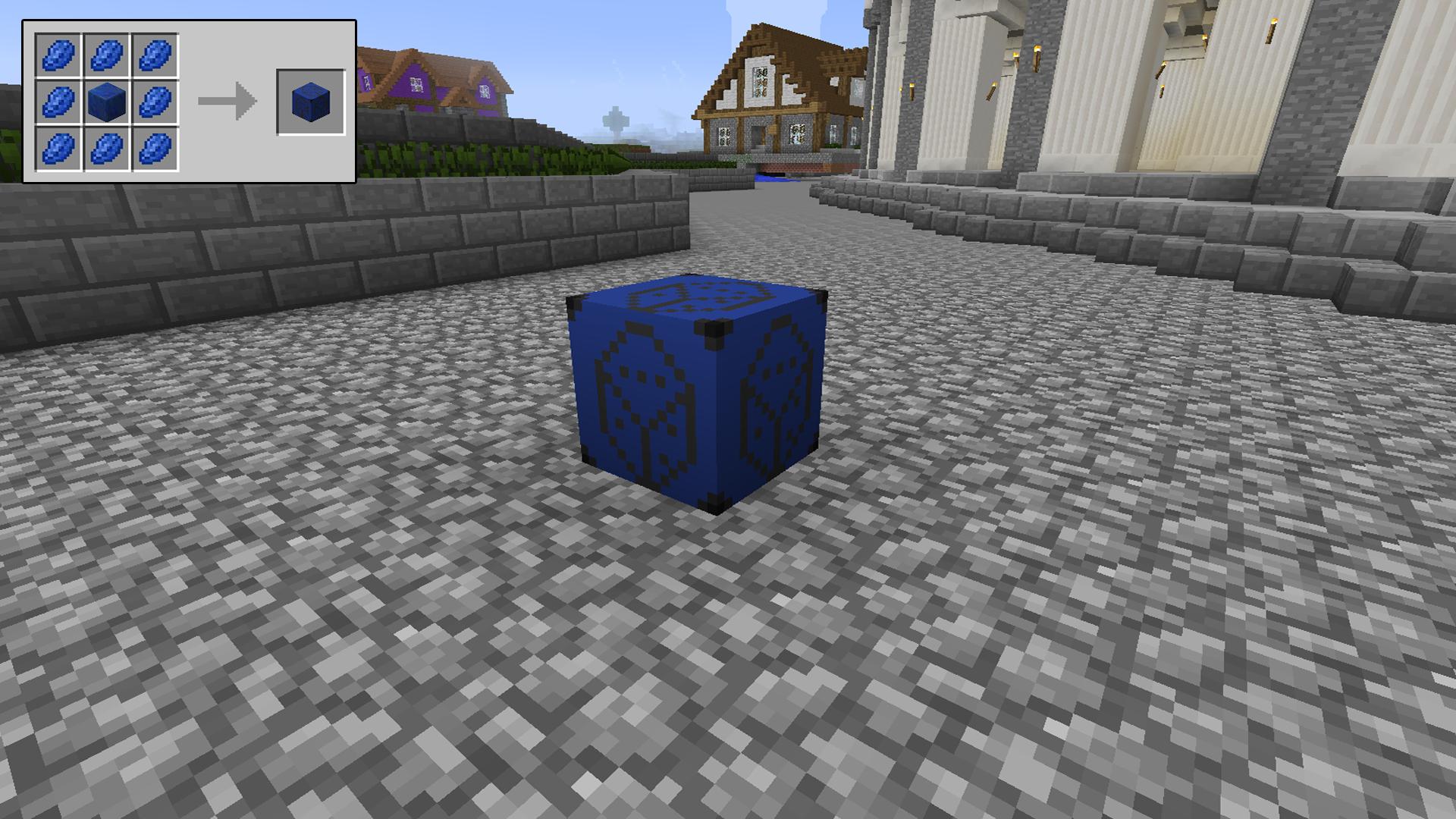 Chance Cubes (1 7) | Minecraft Mods