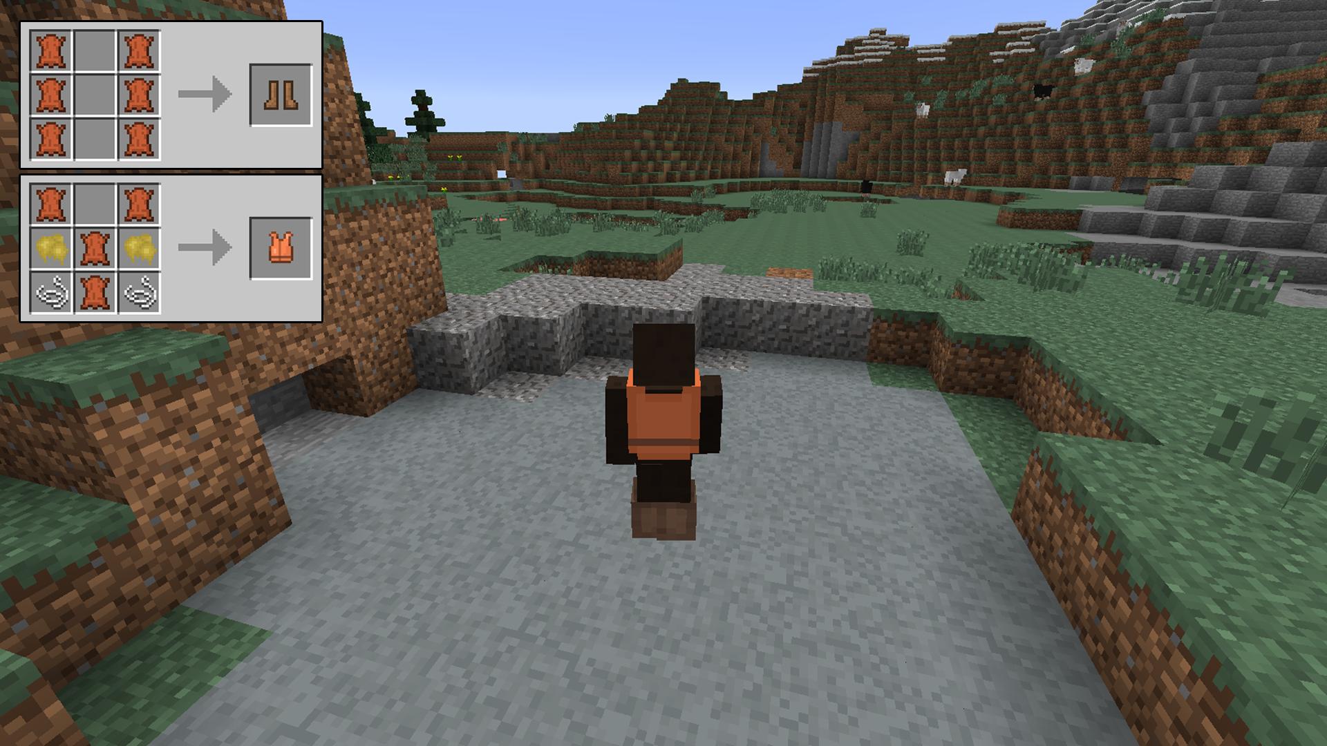 Quicksand Minecraft Mods