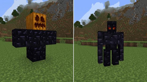 obsidianGolem