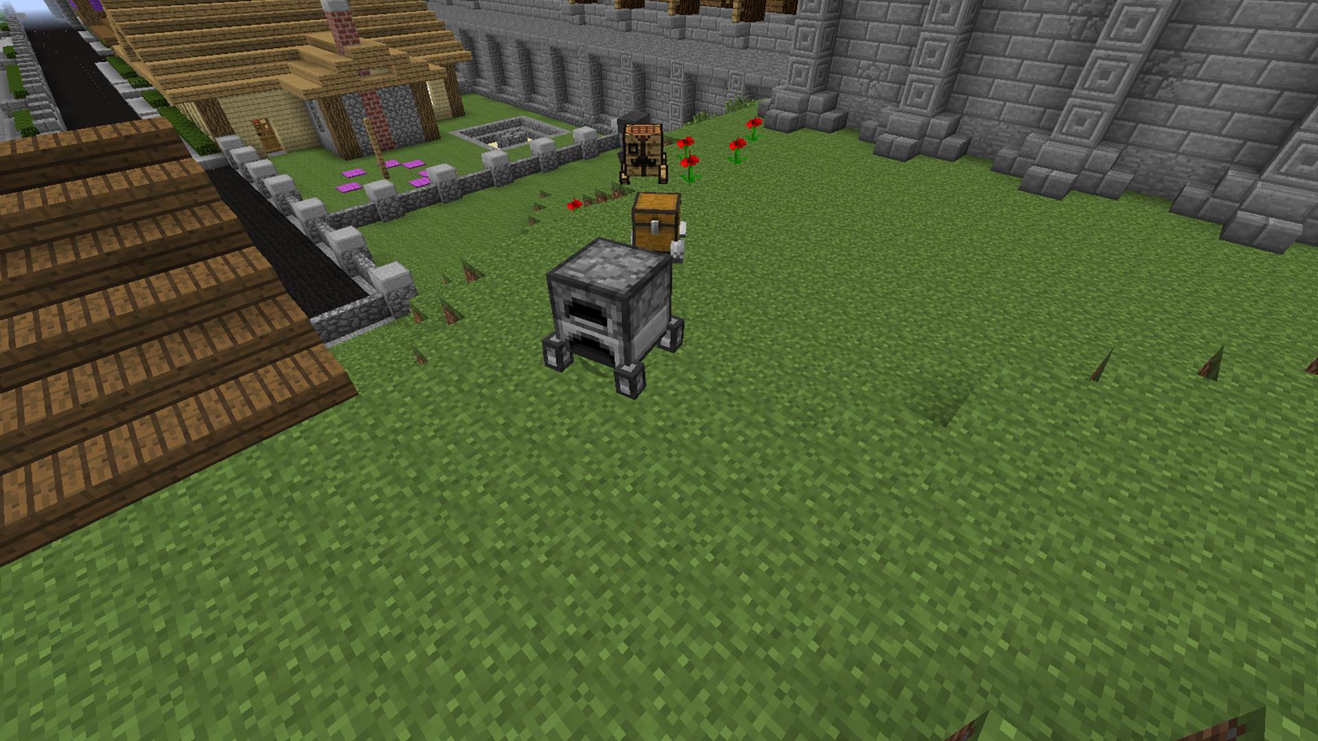 Utility Mobs Minecraft Mods