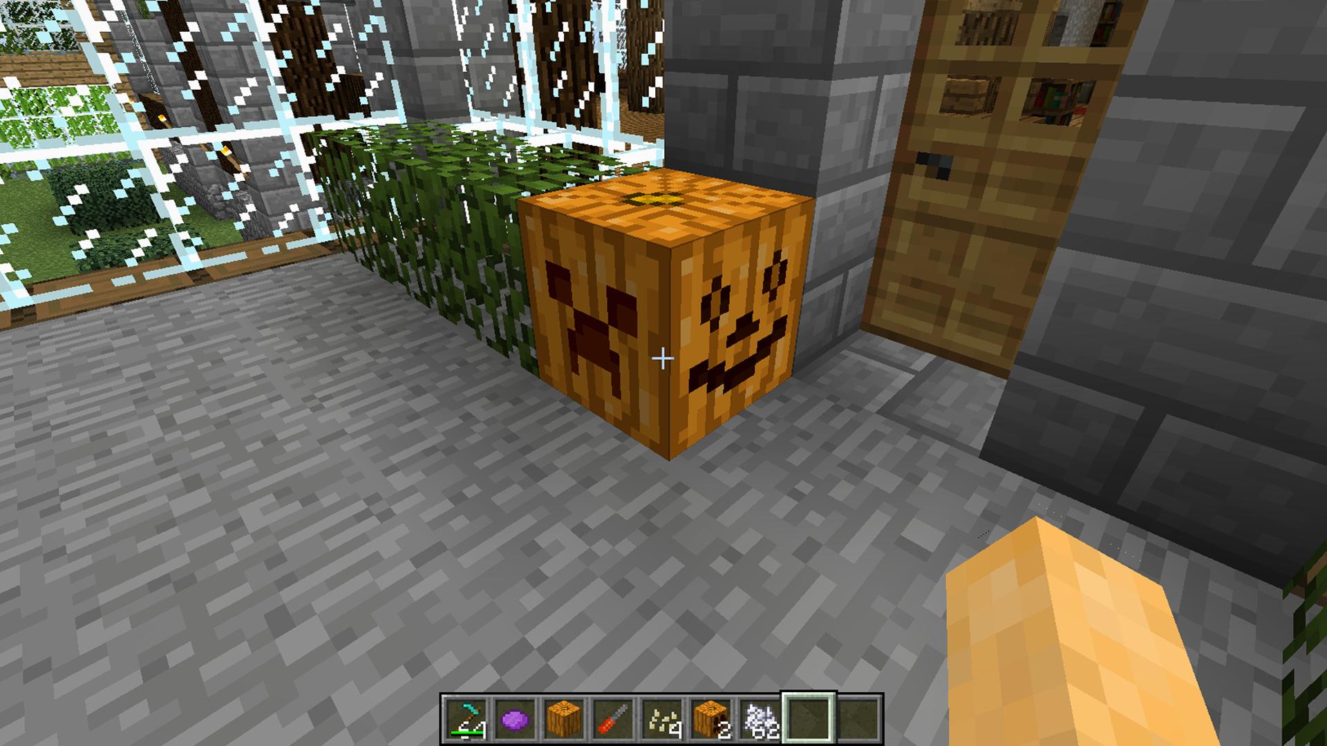 Carvable Pumpkins Minecraft Mods