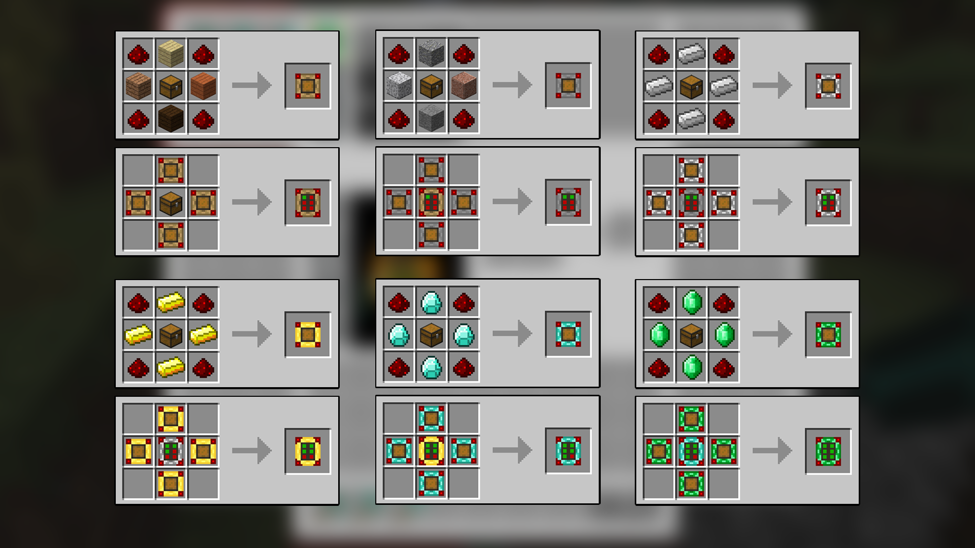 Advanced Inventory 1 8 Minecraft Mods