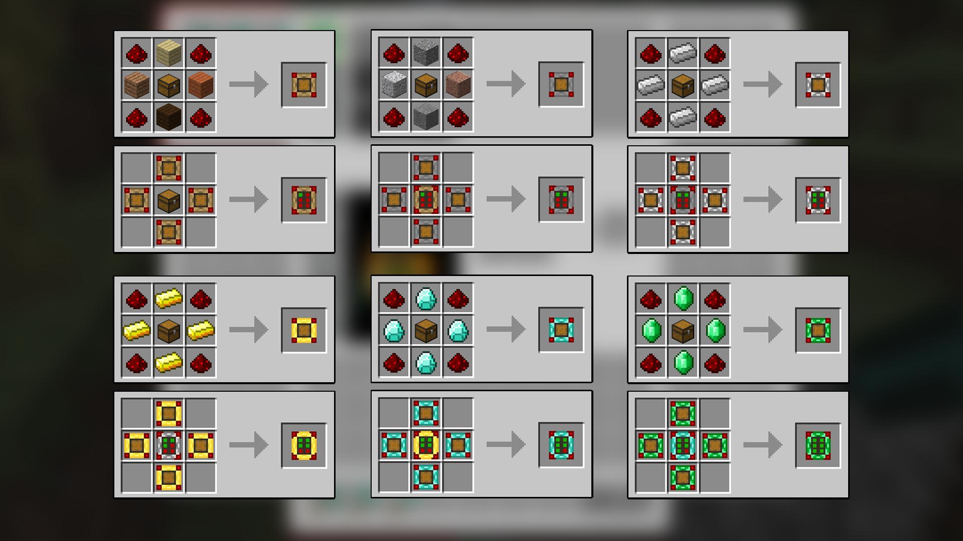 Minecraft more inventory slots