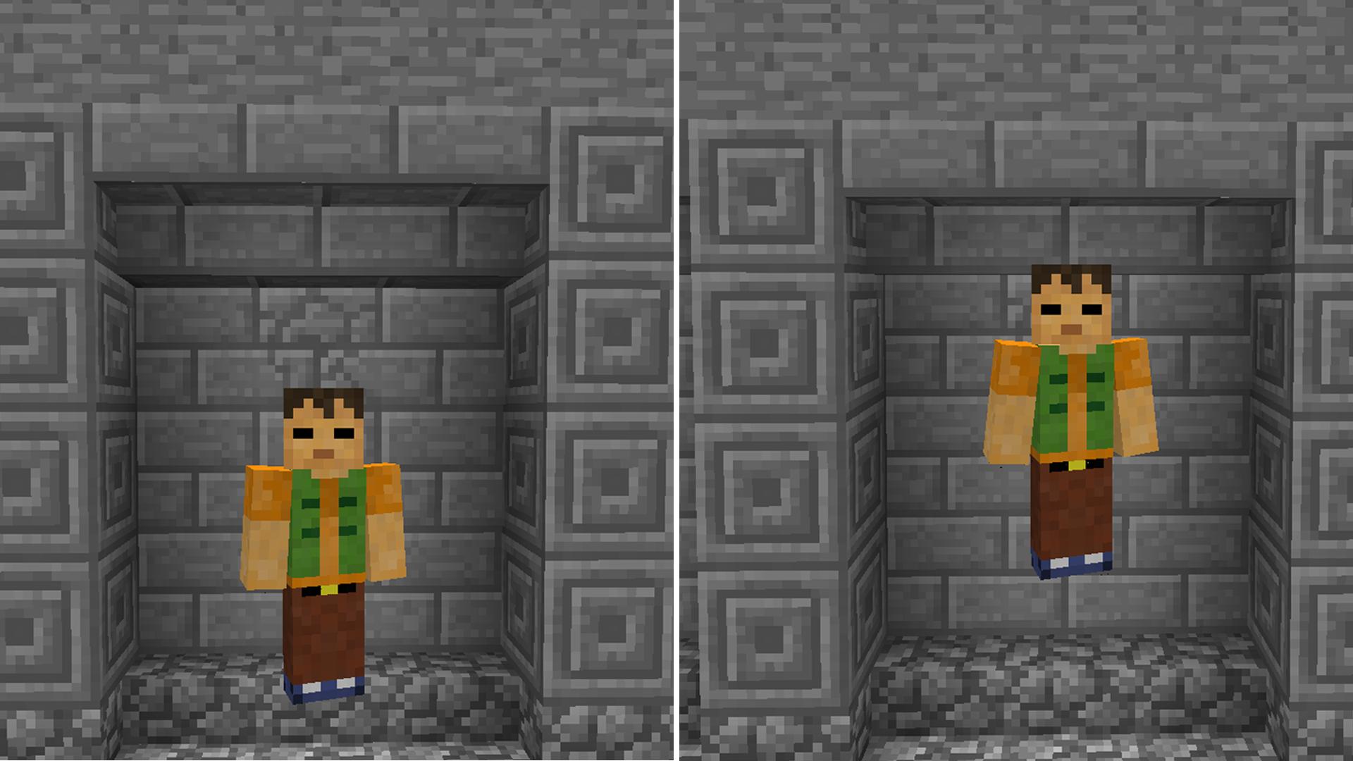 Smart Moving Minecraft Mods