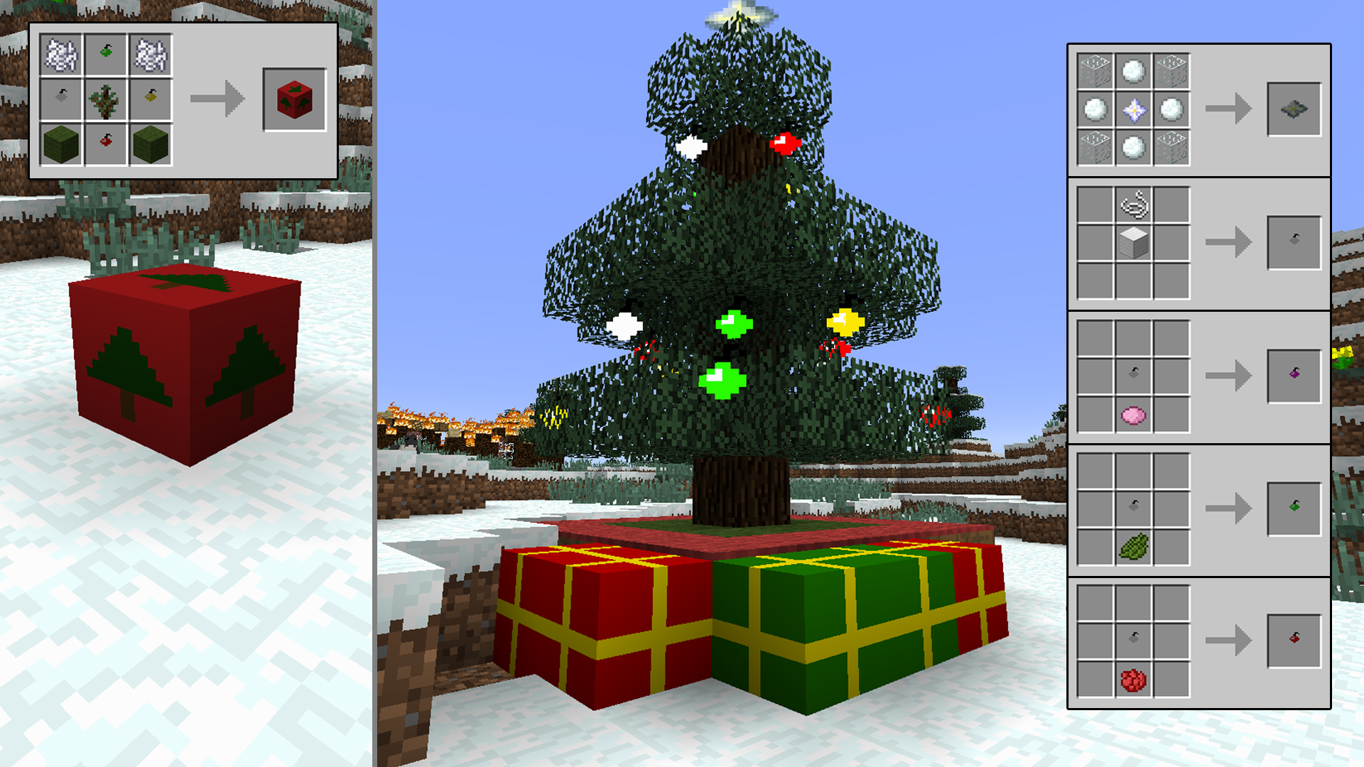 Wonderful Wallpaper Minecraft Christmas - deco  You Should Have_827153.png