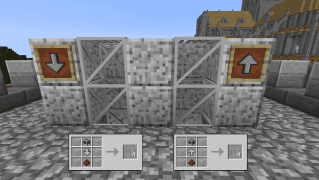 minecraft 1.11 item elevator