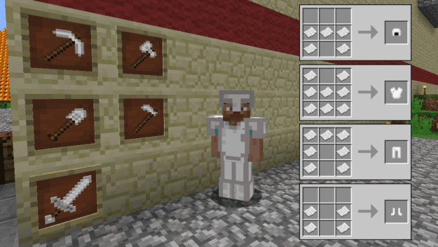 Mo Paper Minecraft Mods