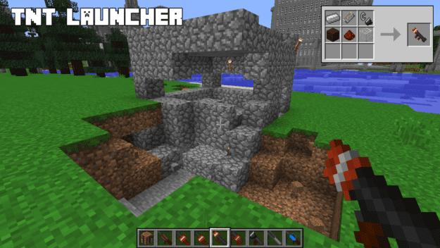 Block Launcher Mod | Minecraft Mods