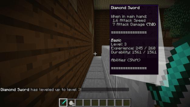 Levels 2 | Minecraft Mods