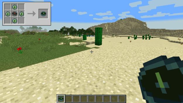 ender compass minecraft mods