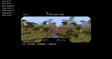block armor mod minecraft pe