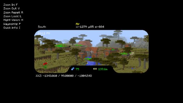 minecraft builders wand mod