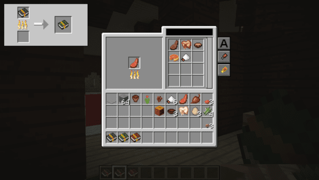 Cooking for blockheads minecraft mods the next book is a step up from the previous one which will allow you to actually craft the dishes you click so click once to see the recipe forumfinder Image collections