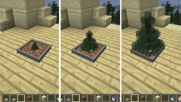 Bonsai Trees 1 15 2 Minecraft Mods