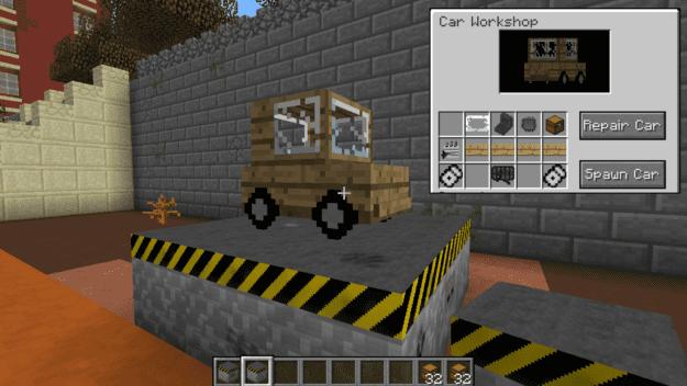Ultimate Car Mod 1144 Minecraft Mods